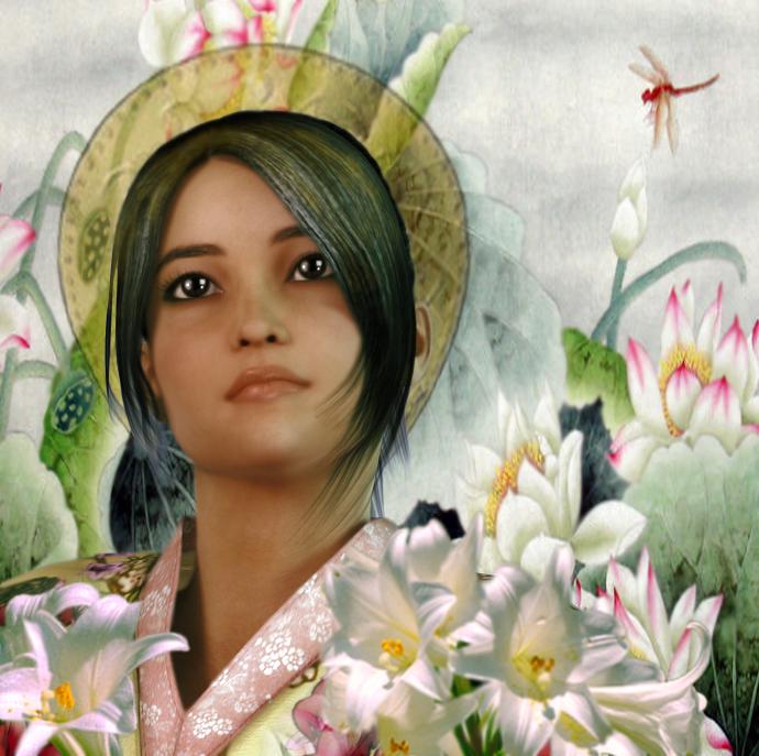 Saint Anna Wang