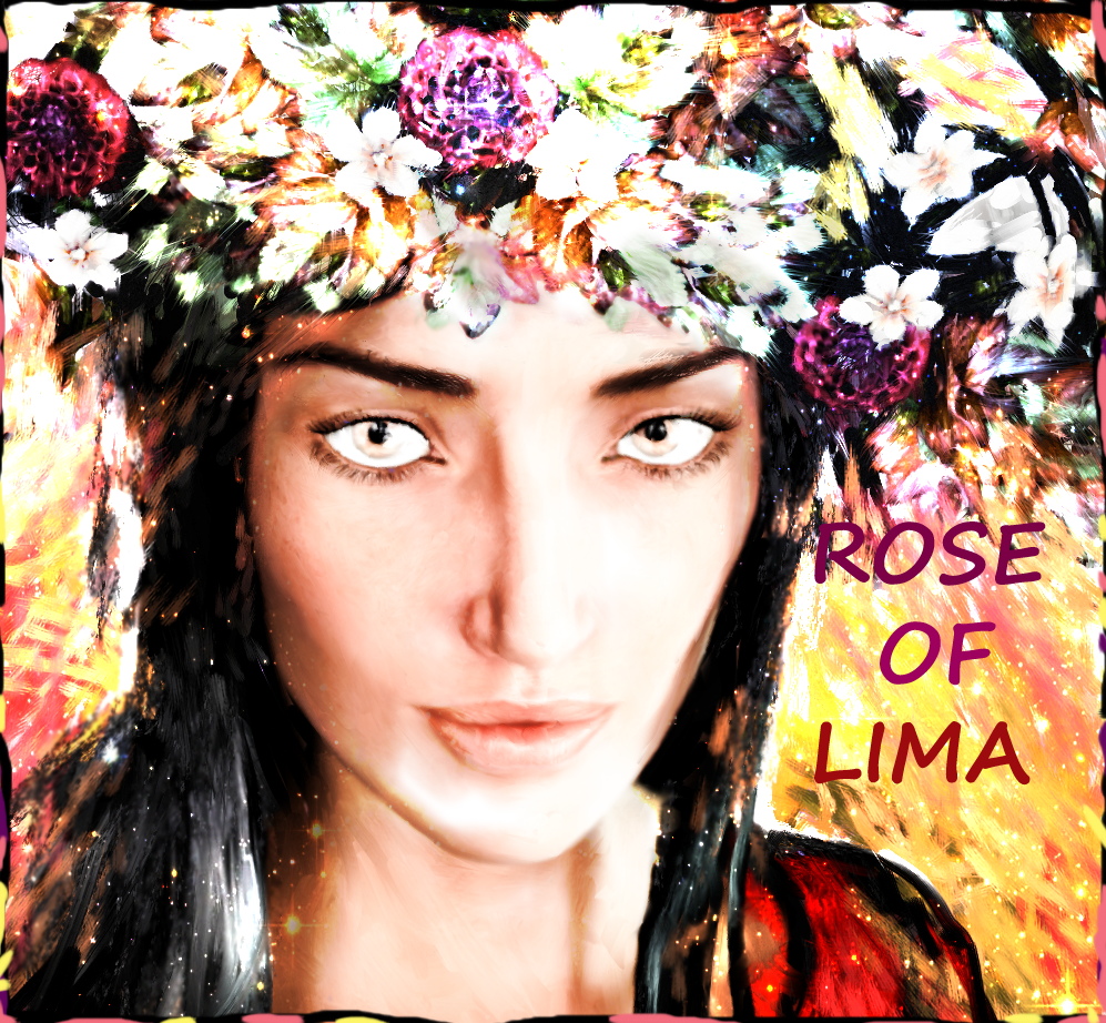 Saint Rose of Lima 2
