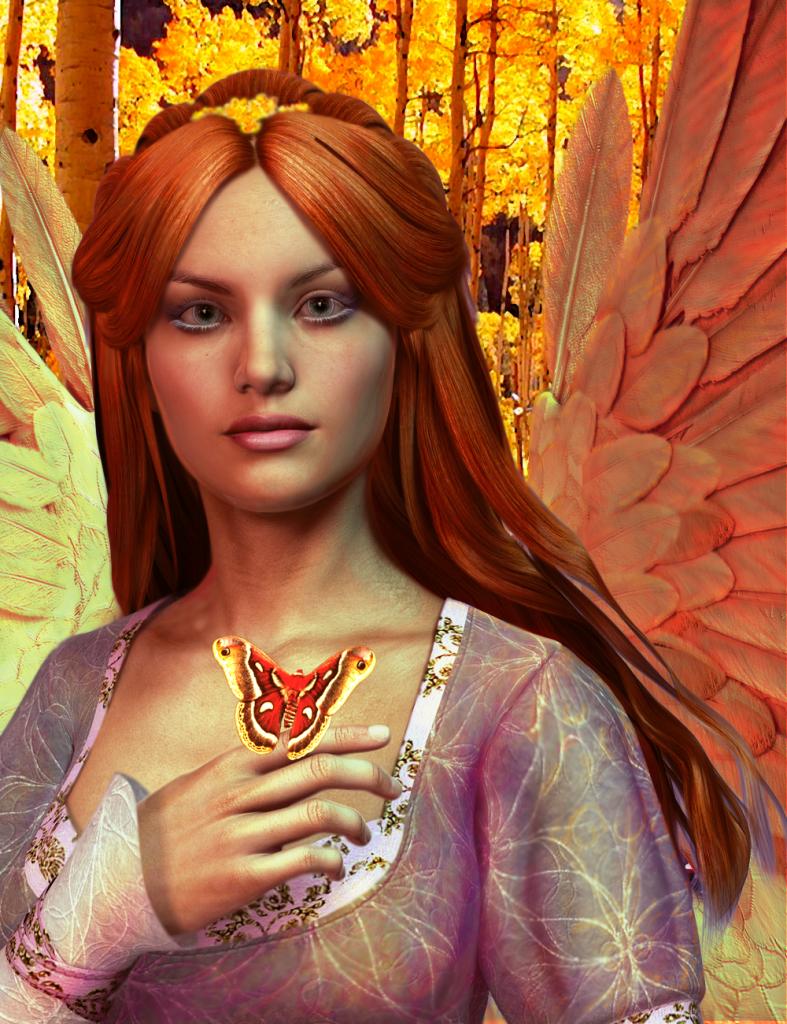 Holy Eve Angel