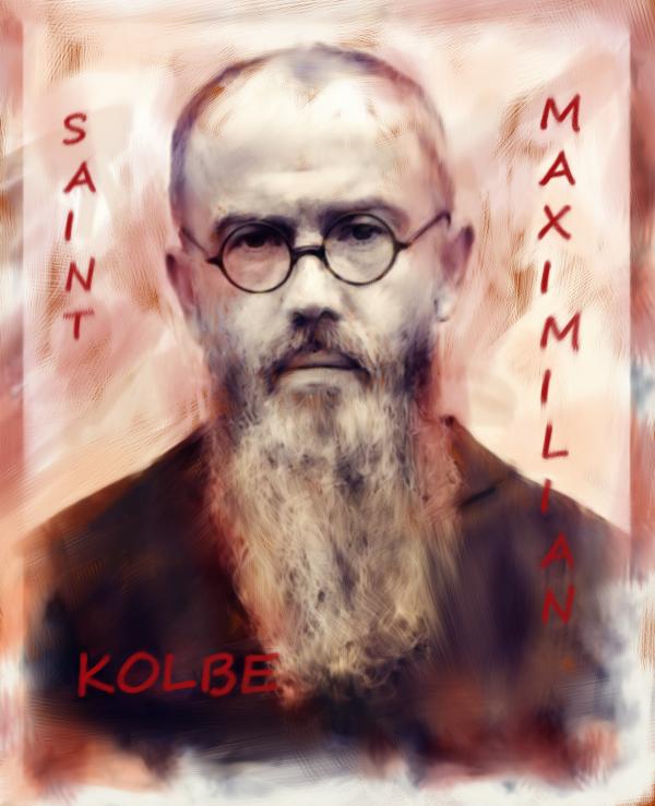 Saint Maximilion Kolbe