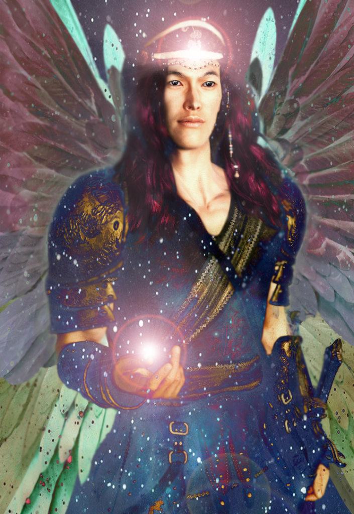 Archangel Raphael, the Healer