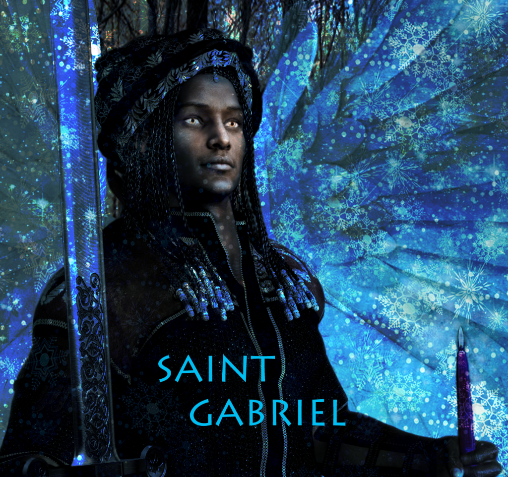 Saint Gabriel winter holiday