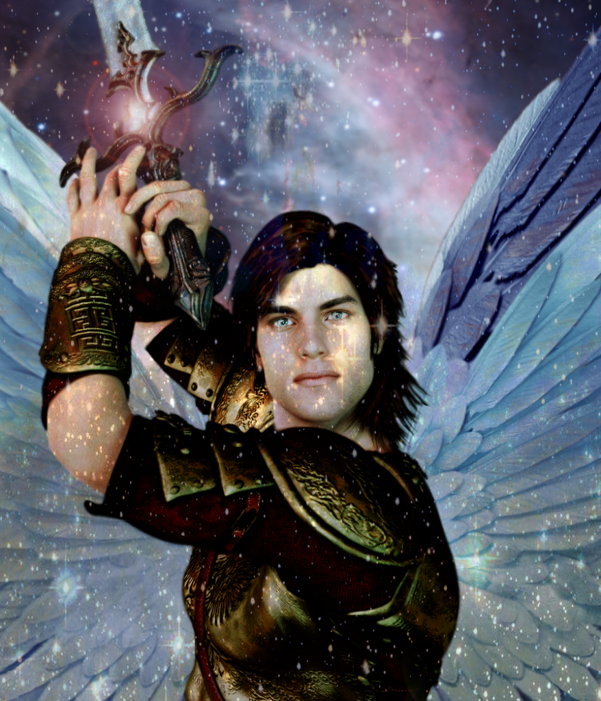 Saint Michael the Archangel, power of light