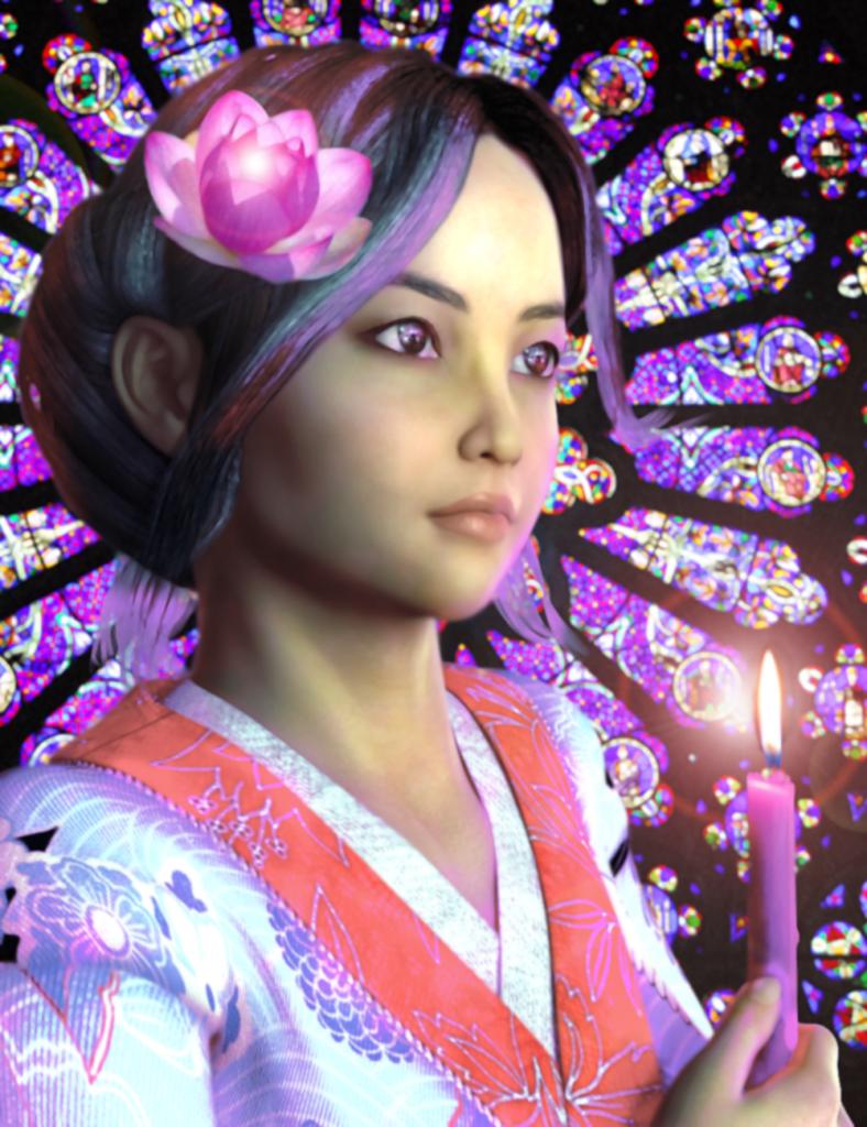 Saint Lucy Yi Zhenmei