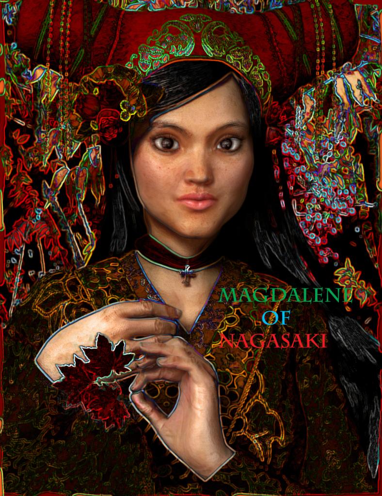 Saint Magdalene poster