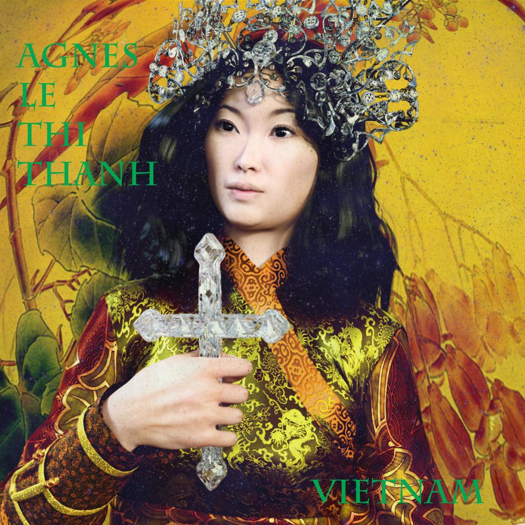 Saint Agnes Le Thi Thanh