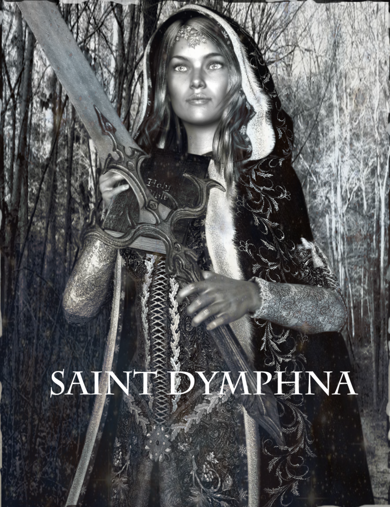 Saint Dymphna, Patron Saint of Mental Illness