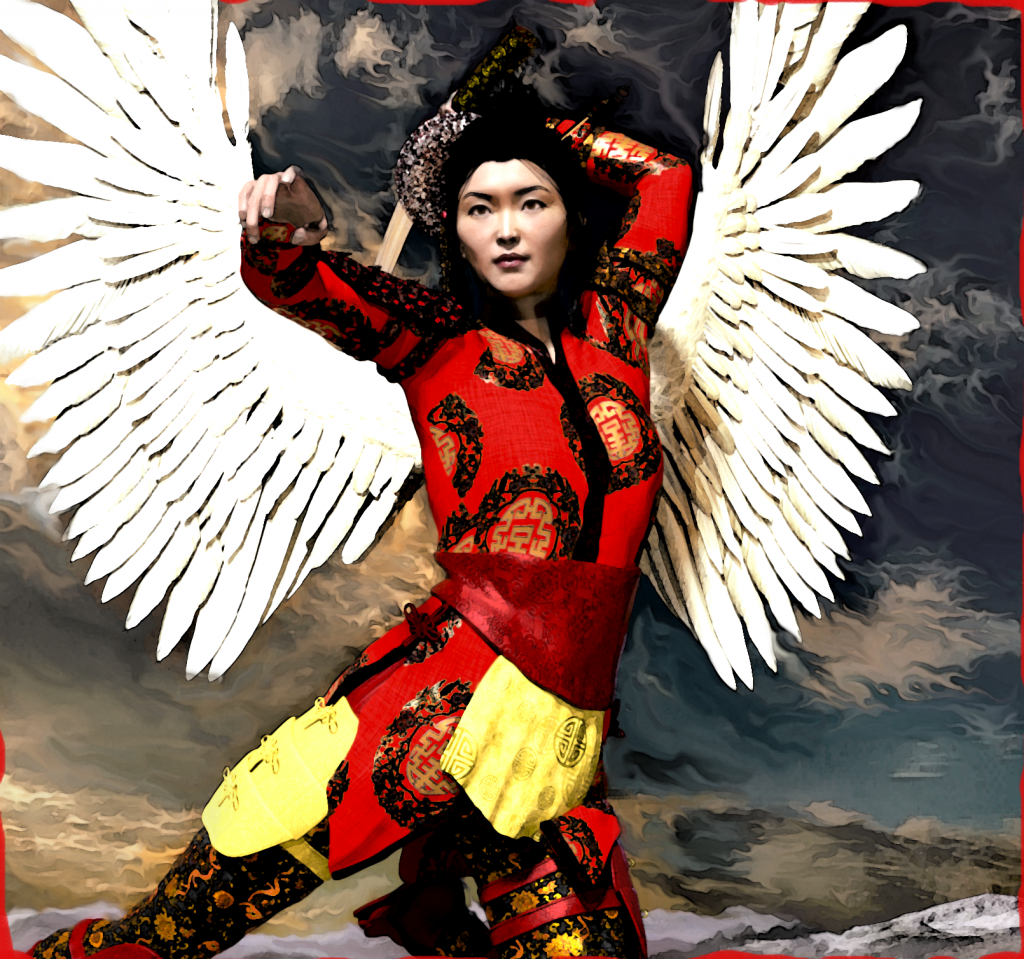 Asian Angel2