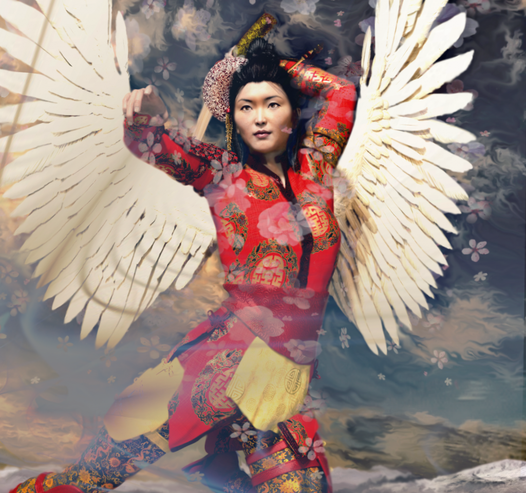 Chinese Angel
