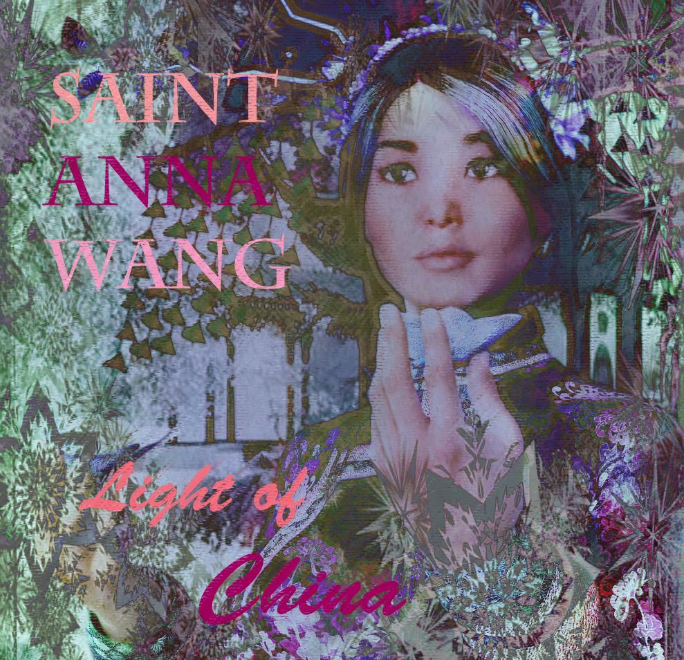 Saint Anna Wang poster