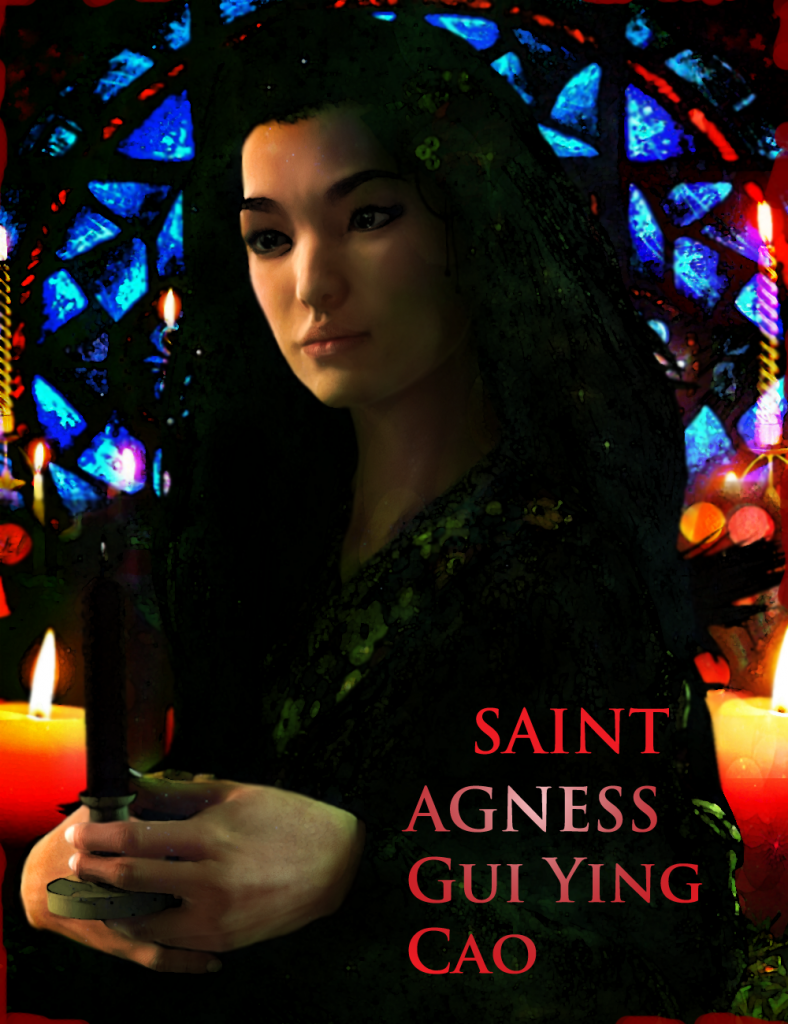 Saint Agnes Gui Lin Cao of China