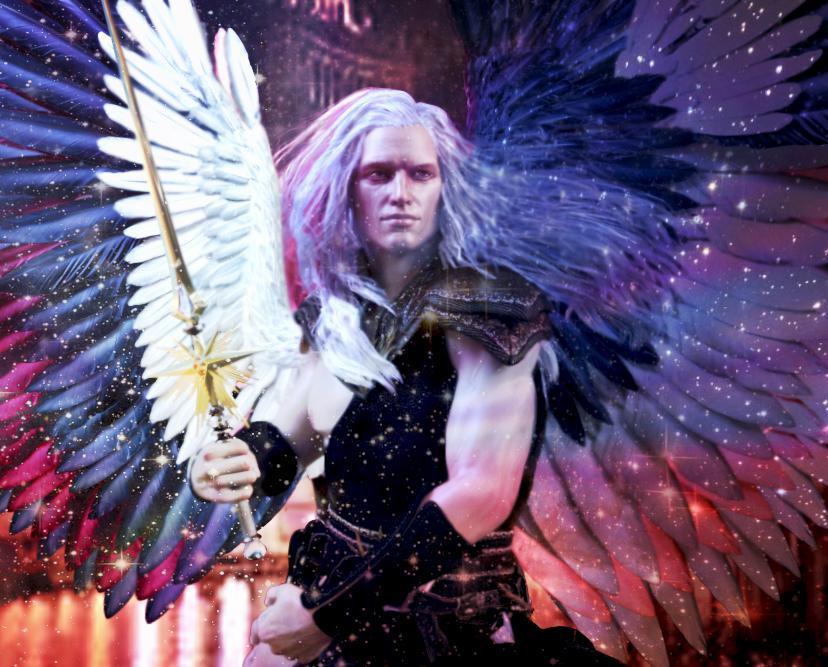 Albino Guardian